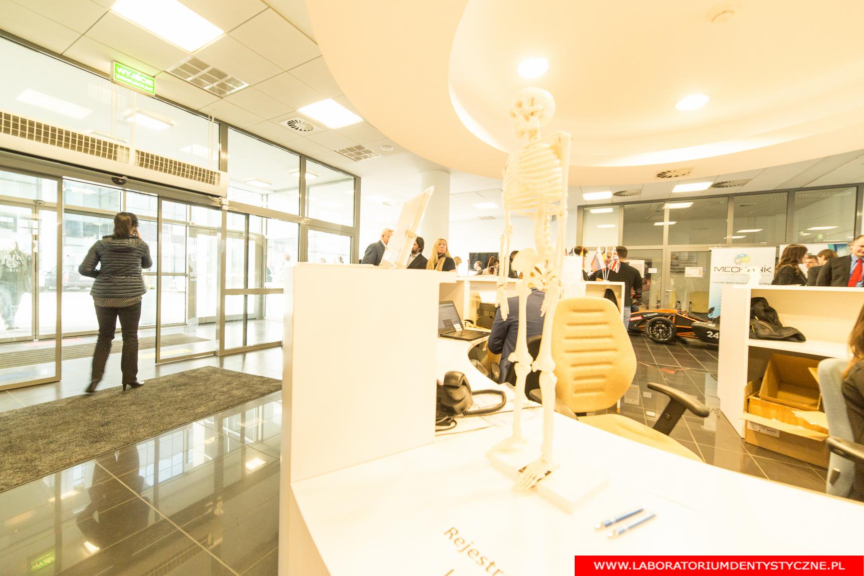 Pomorskie dni druku 3D - laboratorium dentystyczne -3