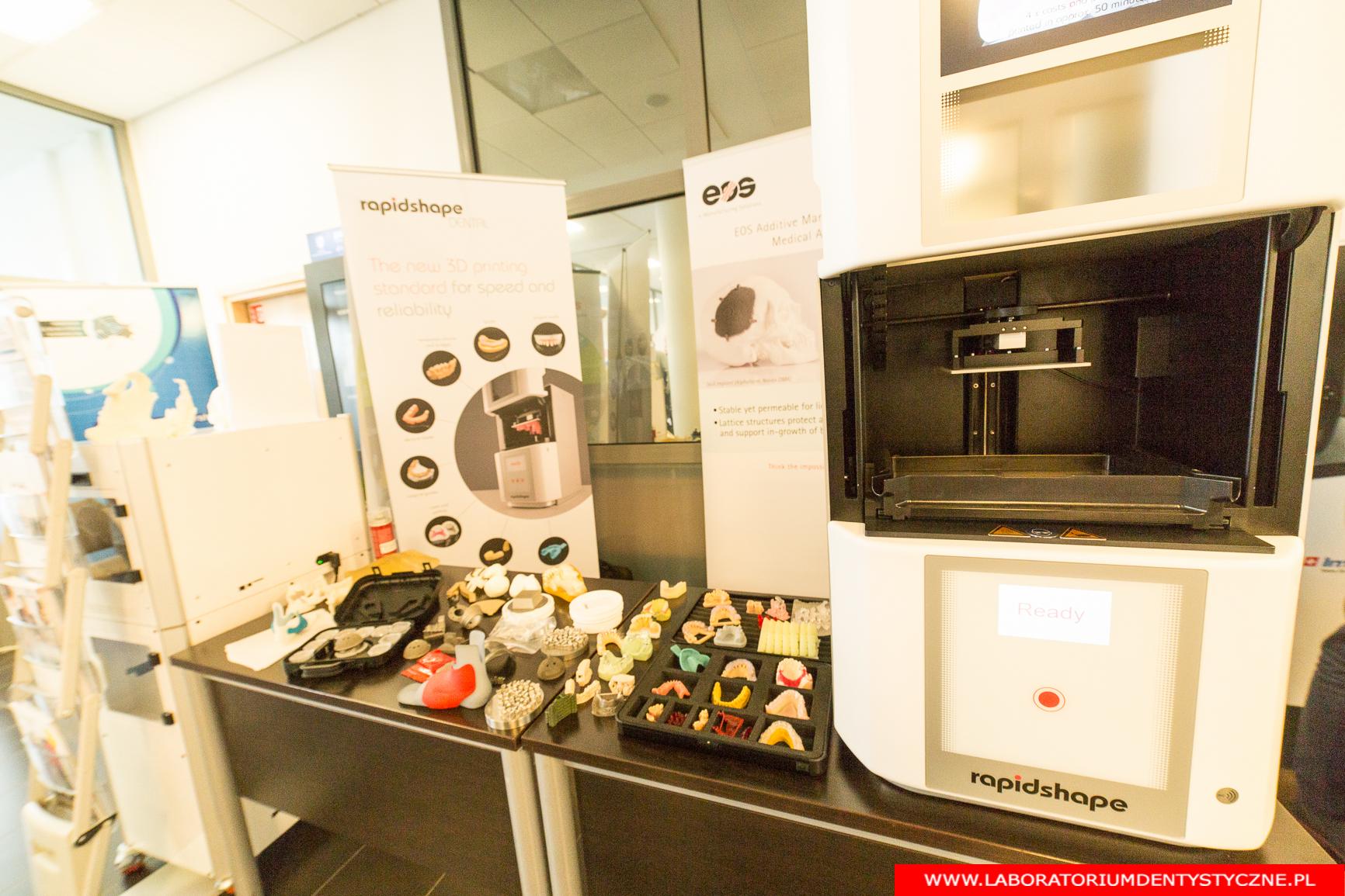 Pomorskie dni druku 3D - laboratorium dentystyczne -5